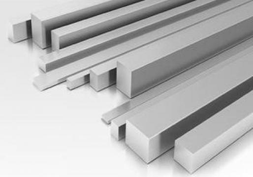 Bara dreptunghiulara din aluminiu