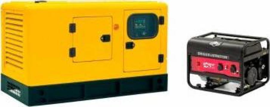 Service reparatii generatoare, grupuri electrogene Sector 4 de la Atelier Asseb