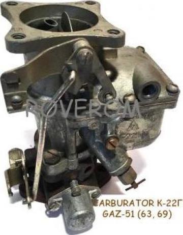 Carburator GAZ-51 (63, 69), GAZ-M20 (Pobeda) de la Roverom Srl