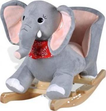 Jucarie balansoar elefant de la Vidaxl