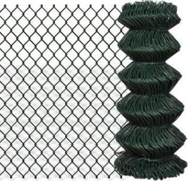 Gard lant 0,8 x 25 m, verde