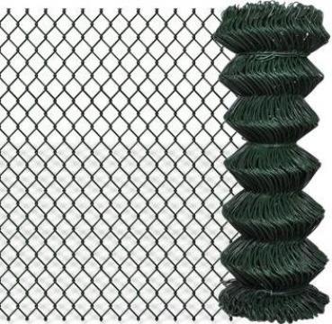Gard lant 1 x 25 m, verde