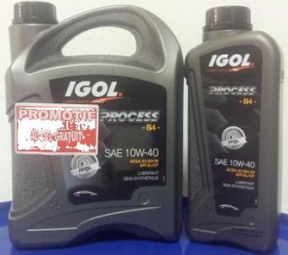 Ulei motor Igol Process B4 10W-40, 4L+1L de la Edy Impex 2003