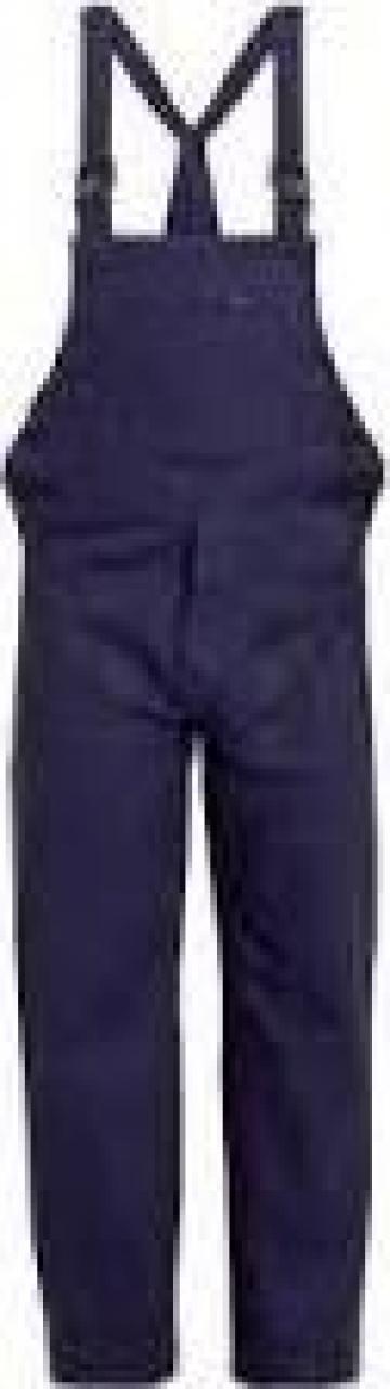 Pantaloni cu pieptar Ted BL de la Artica Srl
