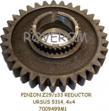 Pinion Z=37/33, reductor Ursus 4512, 4514, 5314, 4x4