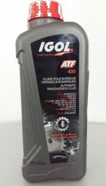 Ulei pentru cutii de viteze Igol ATF 430 Dextron III G/ 1 L de la Edy Impex 2003