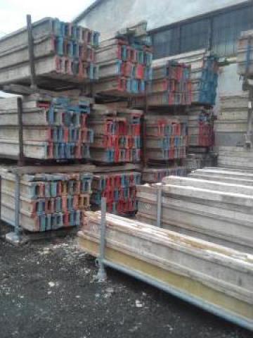 Grinzi lemn second hand de la Schele Popi Cofraje