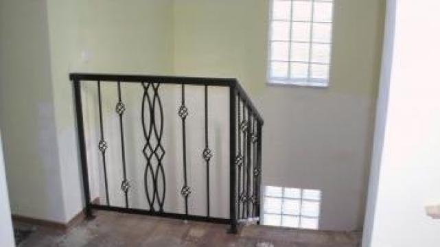 Balustrada metalica de la Arental Exim S.r.l.