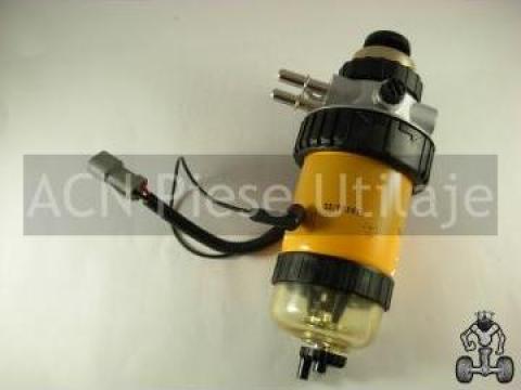 Baterie filtru si pompa amorsare cilindru compactor JCB