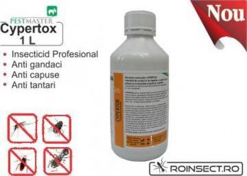 Insecticid anti insecte, anti gandaci, anti purici de la Agan Trust Srl