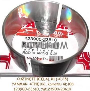 Cuzineti biela R1 (+0.25) Yanmar 4TNE106, 4TNV106