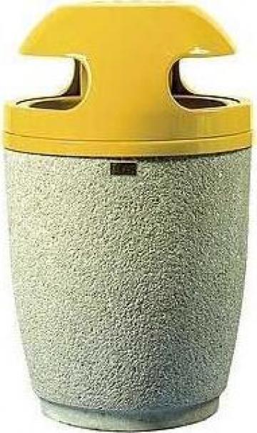 Cos de gunoi din beton Giove