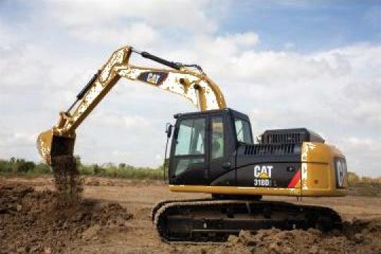 Reparatii utilaje buldozere, excavatoare , incarcatoare