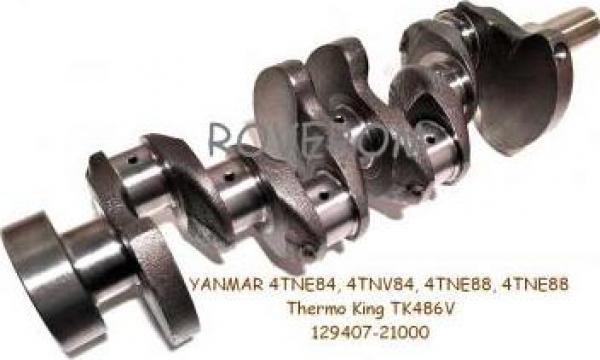 Arbore cotit Yanmar 4TNE84, 4TNV84, 4TNE88, 4TNV88 de la Roverom Srl