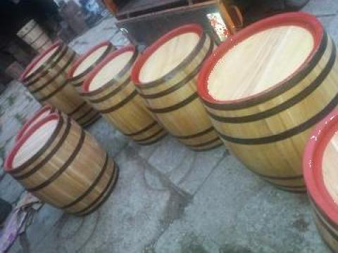Butoaie din lemn 350 - 400 litri de la