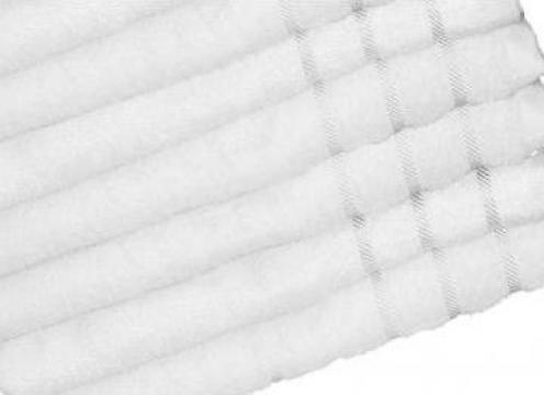 Prosop bumbac 100% alb sau color de la Sc B05 Vwd Comexim Srl