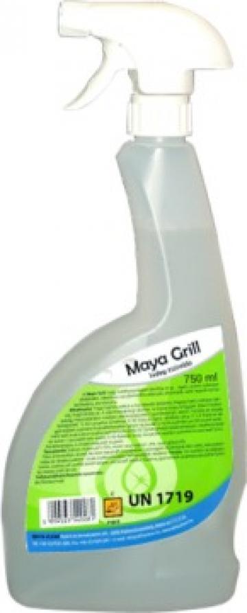 Degresant la rece, curatat cuptoare si aragaze Maya Grill de la Romeuro Service