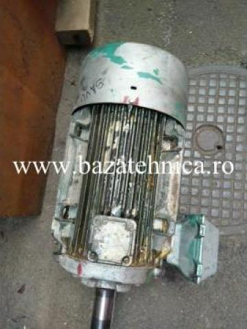 Rebobinare motor motor de 5,5 kW 380V de la Baza Tehnica Alfa Srl