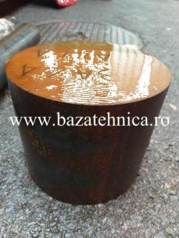 Bara fonta GG250 (FC250) fi 160x130 mm de la Baza Tehnica Alfa Srl