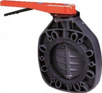 Robinet fluture PVC-U de la Sc Gemix Srl