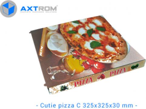 Cutii pizza 32.5 x 32.5 cm de la Axtrom
