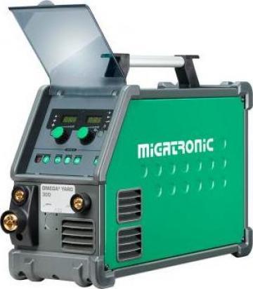 Aparat sudura Migatronic Omega Yard 300 cu accesorii sudura de la Bendis Welding Equipment Srl