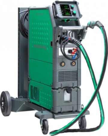 Aparat sudura Migatronic Sigma Select Graphic 550 C-V de la Bendis Welding Equipment Srl
