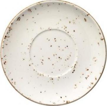 Farfurie suport din portelan Bonna - Grain 17cm de la Basarom Com