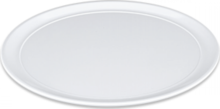 Platou rotund melamina Raki 45,5x3cm de la Basarom Com