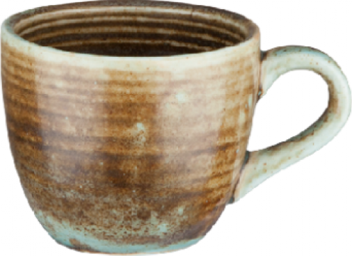 Ceasca pentru cafea ceramica Bonna colectia Coral 80cm de la Basarom Com