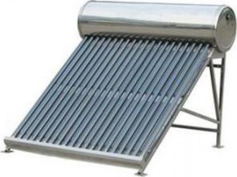 Panou solar fara presiune (incalzire apa menajera)