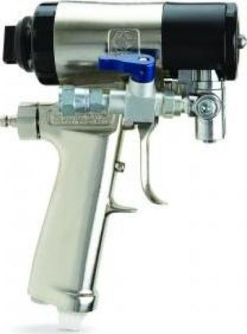 Pistol pentru purjare lichida Graco Fusion CS de la Iso Equipments Srl
