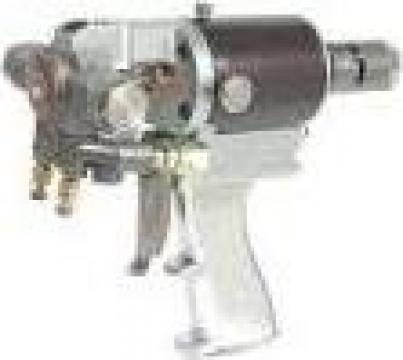 Pistol pentru purjare mecanica Graco GX-7 de la Iso Equipments Srl