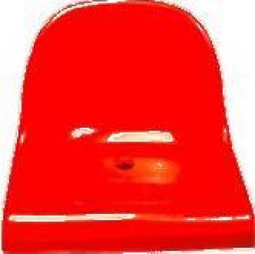 Scaun monobloc pentru tribune (cu spatar) - Eco de la Conamo Sport Srl