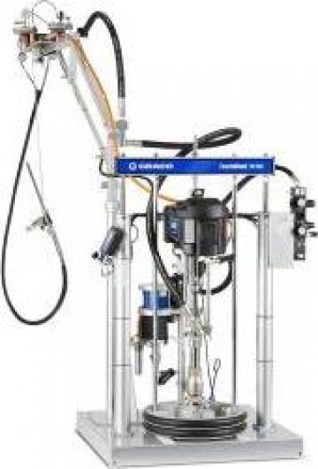 Utilaj sigilare geamuri ExactaBlend AGP Graco de la Iso Equipments Srl