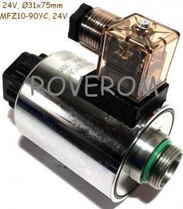 Bobina 24V, D31x75mm, 36w de la Roverom Srl