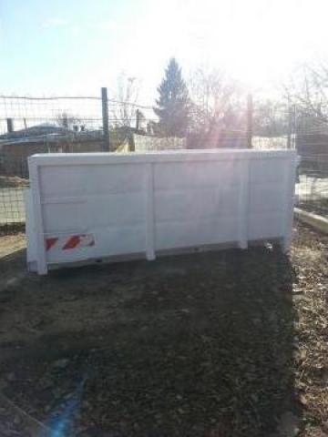 Container abrollkipper, container moloz, container gunoi de la Trans Udroiu Srl
