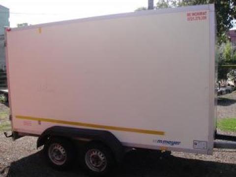 Inchiriere remorca 3,5m carosata bagaje de la Inchirieri Remorci Berceni