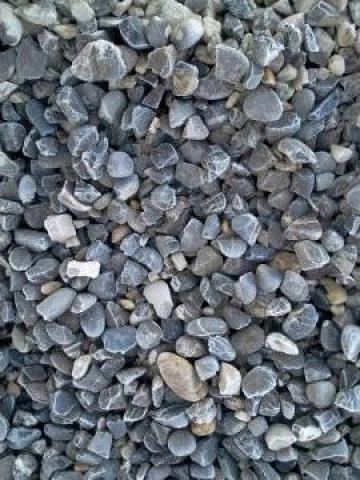Piatra concasata de rau, piatra concasata de cariera de la Trans Udroiu Srl