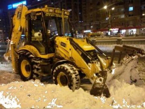 Servicii deszapezire in Bucuresti si Ilfov