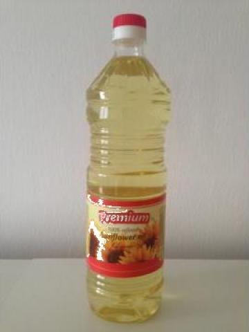 Ulei de rapita de la Ahsmn Oil (uk) Limited