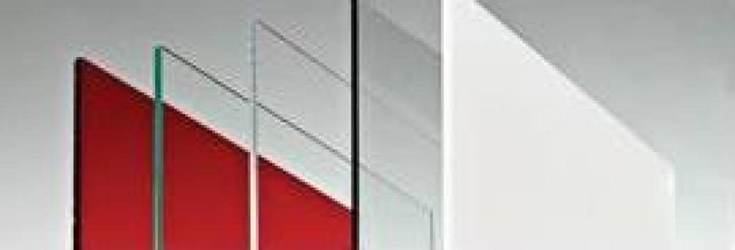 Plexiglas extrudat 1,5mm de la Geo & Vlad Com Srl