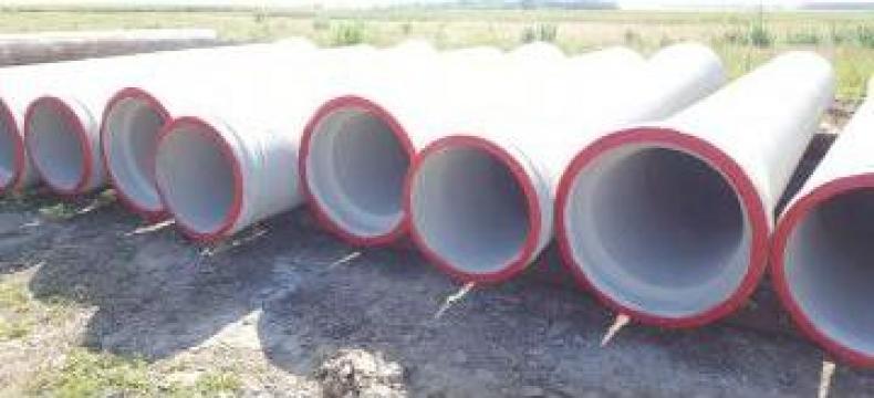 Tuburi din beton de la Valtro Intern Distribution