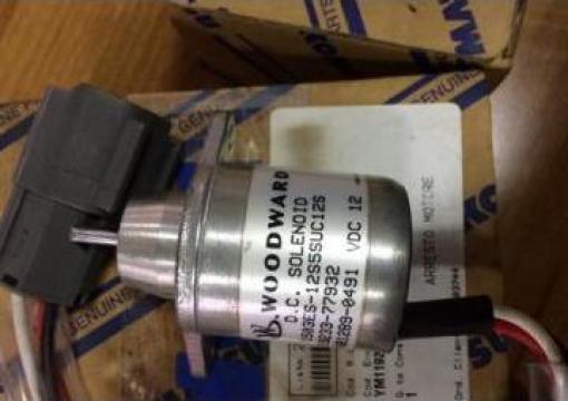 Electrostop motor buldoexcavator Yanmar