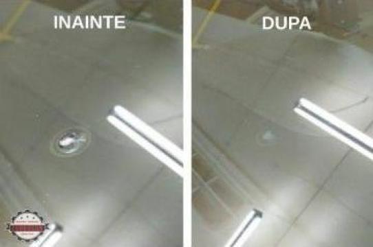 Reparatii parbrize Bucuresti de la Turbocon Smart Repair Srl