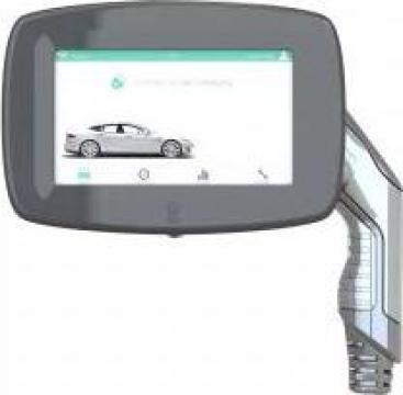 Statie incarcare masini electrice 22kW priza 2 de la Parking Experts Srl