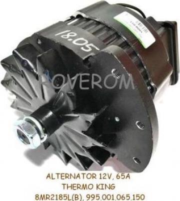 Alternator 12v, 65A, Thermo King, Carrier, Motorola de la Roverom Srl