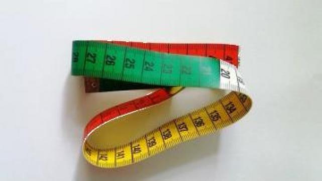 Centimetru croitorie polifibra B72 - Italia