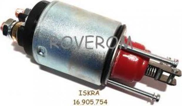 Solenoid 12V, demaror Iskra, Case/IH, Fiat, New Holland de la Roverom Srl