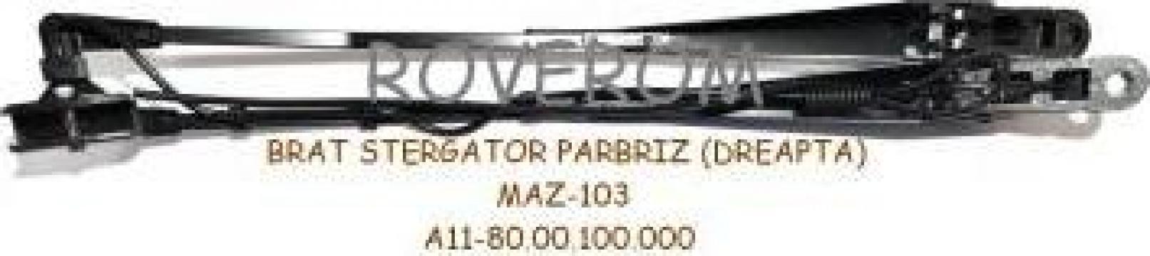 Brat stergator parbriz Maz-103, 105, 107, 152 (dreapta)